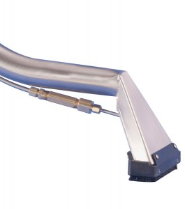 Tile and Grout Scrubbing Wand Tool