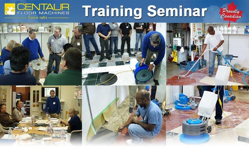 Become a floor cleaning, marble polishing and restoration professional technician.