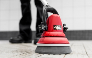 MotorScrubber Tile and Grout Cleaning