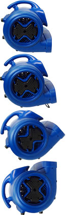 Stackable Air Movers