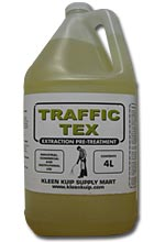 Traffic Tex Extraction Pre-Treatment