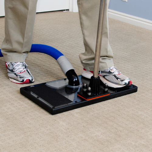 Flood Extraction Tool De Flood Carpet And Pad Black