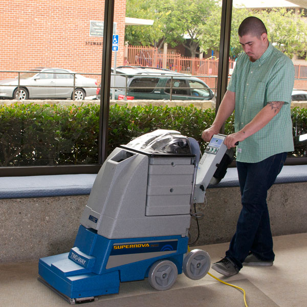 Commercial Carpet Cleaning Machine - EDIC Supernova