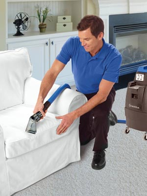 Stealth Dry Upholstery Cleaning Tool