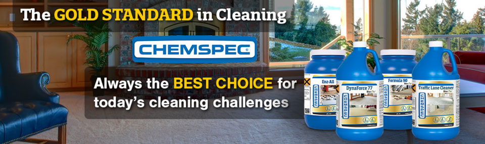 Chemspec - The Gold Standard in Cleaning