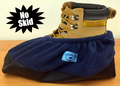 No Skid Protective Booties