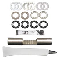 Plungers & Seals Repair Kit, Kit-A, Plunger & Seals, 112V