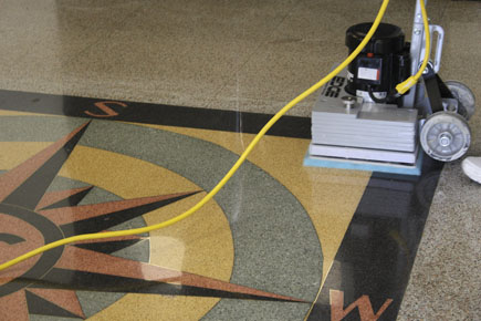 Terrazzo Floor Polishing Machine Flooring Ideas And Inspiration - How to clean and polish terrazzo floors