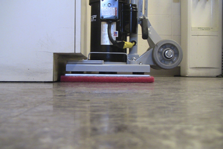 Floor Stripper Machine