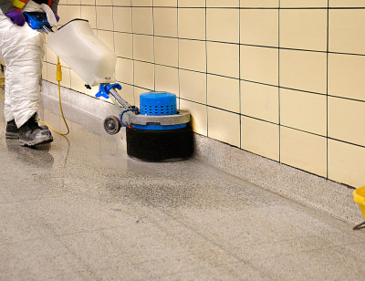 Centaur Rabbit-One Baseboard Cleaning Floor Machine