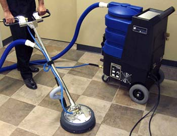Tile and Grout Cleaning Machine (E-1200)