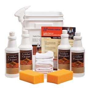 High Quality Professional Leather Cleaning Kit