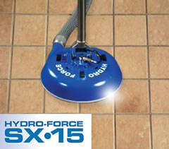 Hydro-Force SX-15 Tile and Grout Cleaning Head