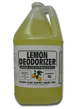 Lemon Deodorizer