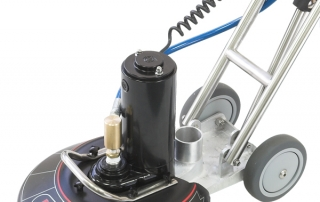 Rotovac 360i Carpet and Hard Surface Cleaning Head