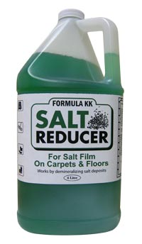 Salt Reducer for Sale Film on Carpets and Floors