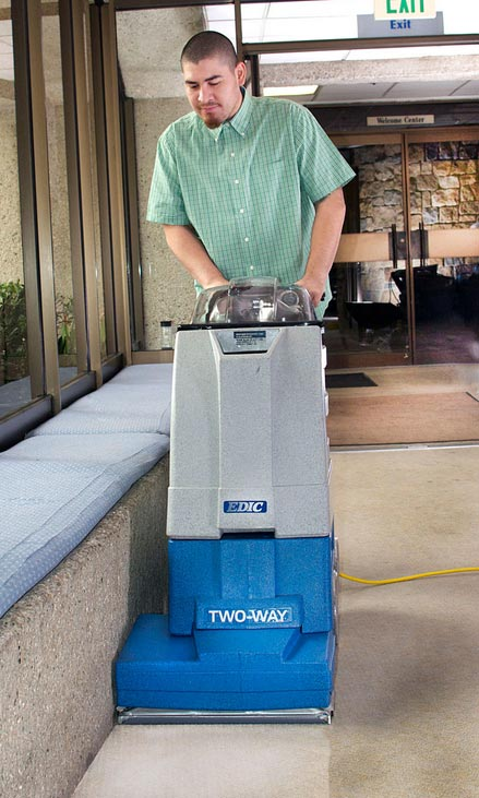 Self Contained Carpet Extractor Maintenance Carpet