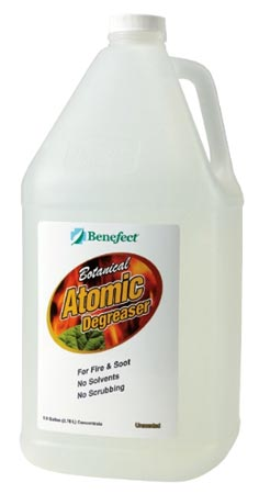 Benefect Botanical Atomic Degreaser Cleaner