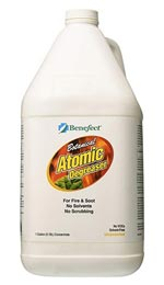 Benefect Atomic Degreaser Fire Soot