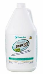Benefect Decon 30 Botanical Germ Killer Restoration Industry