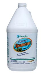 Benefect Disinfectant Botanical Germ Killer