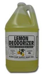 Liquid Lemon Deodorizer