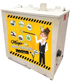 Odor Removal Machines | Hydroxyl Ozone Generators | Indoor Air Quality