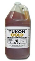 Yukon Gold All Purpose Degreaser Floor Cleaning Product