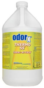OdorX Thermo 55 Tabac Attack Offensive Smoke Odour Remover for Fogging