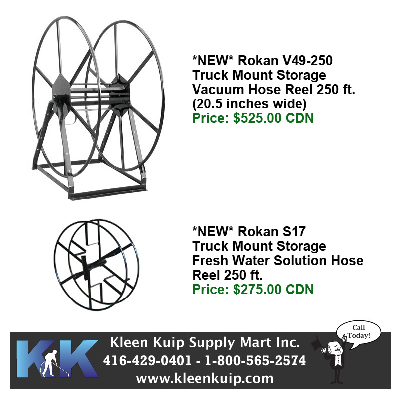 Truck mount hose reels for sale