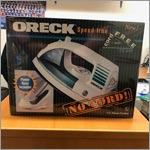 Oreck Cord Free Speed Iron