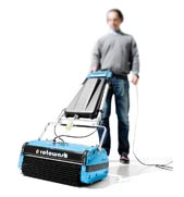 carpet floor hard surface vct tile concrete cleaning machine toronto - rotowash
